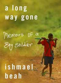 "Like the gunshots in Ishmael Beah's story, each word ""will cling to the beat"" of your heart."