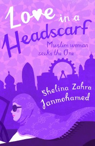 The UK cover of Love in a Headscarf