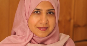 Shelina Zahra Janmohamed, author of Love in a Headscarf